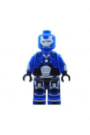 Ironman (Iron Man Artic Crusader) - Custom Designed Minifigure